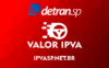 Valor IPVA 2021 SP